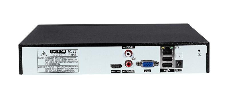 Hi3536C XMeye Audio 8CH 4K 32CH 5MP Surveillance Video Recorder 5MP 32CH 32 Channel H.265+ IP Onvif WIFI CCTV NVR picture 03