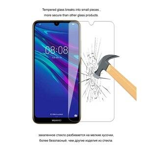 Image 4 - זכוכית עבור Huawei Y6 2019 / Y6 פרו/Y6 ראש 2019 מזג זכוכית מסך מגן עבור Huawei Y6s 2019 מגן זכוכית