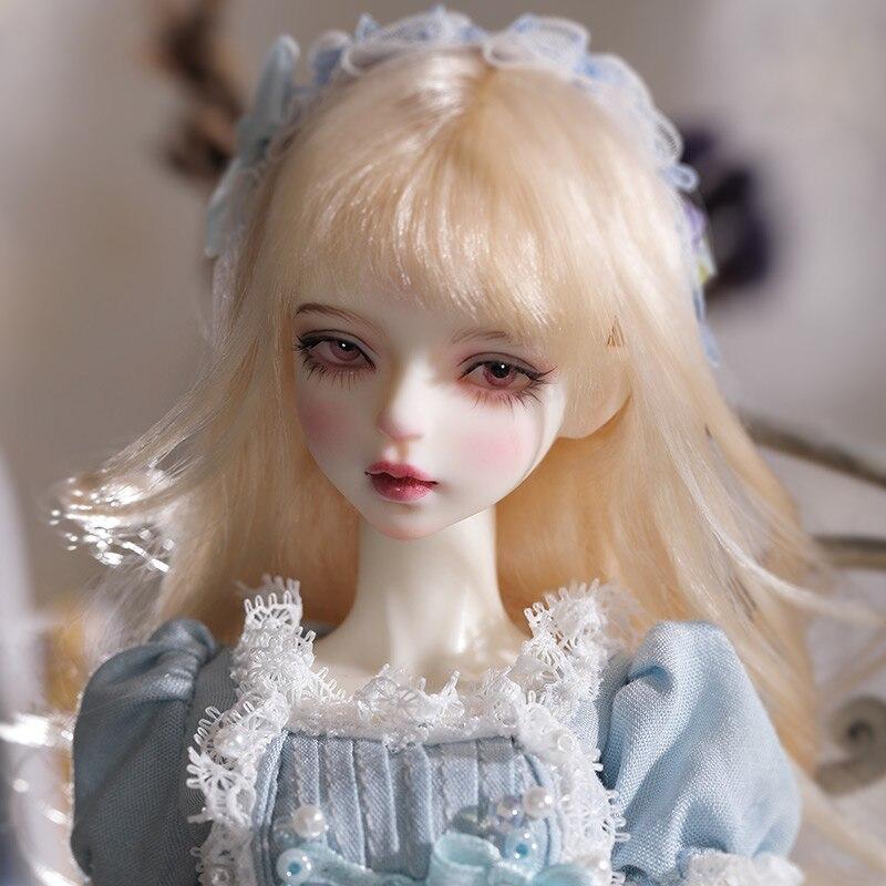 Shuga Fairy Ynly BJD Doll 1/6 Girls Boys YOSD Ball Jointed Doll Resin Toys for Kids Anime Figures Gift For Children