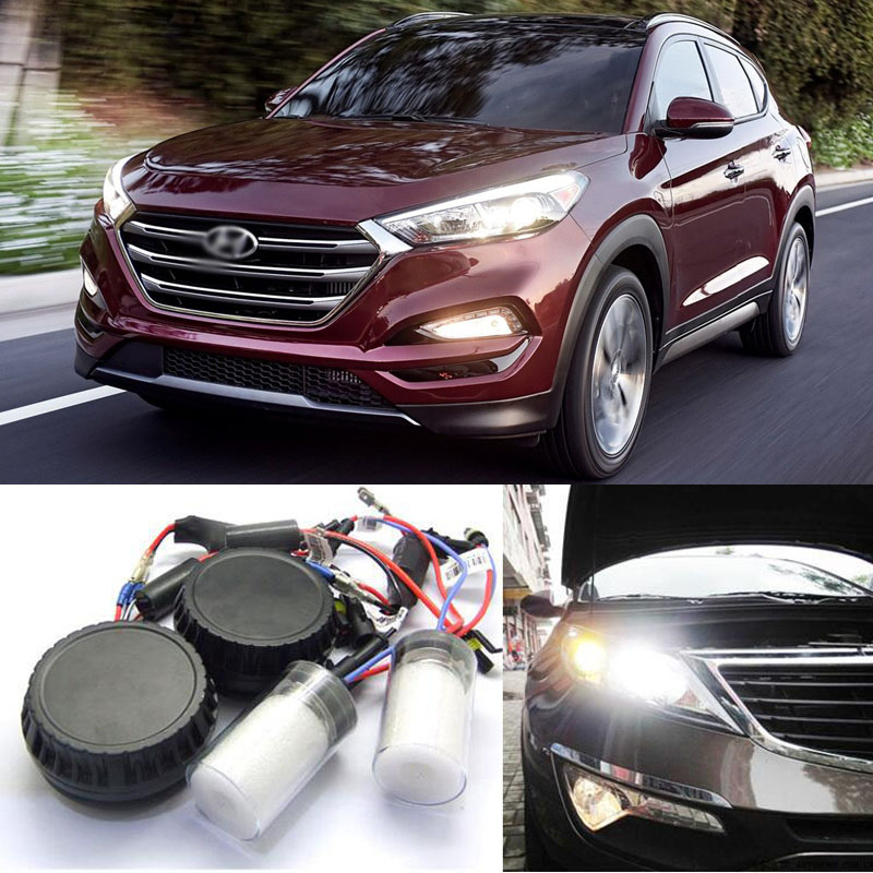 Generation All In One Error Free H7 HID Lights For Hyundai Tucson 2015-2017