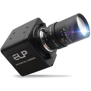 Image 2 - Высокоскоростная USB камера 1080P HD MJPEG 60fps/120fps/260fps UVC с датчиком OmniVision OV4689 CMOS USB PC веб камера с варифокальным объективом CS