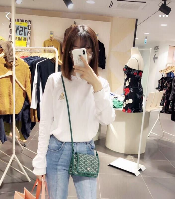 2021 new dog tooth shoulder messenger bag envelope bag classic small satchel letter clutch mobile phone bag coin purse