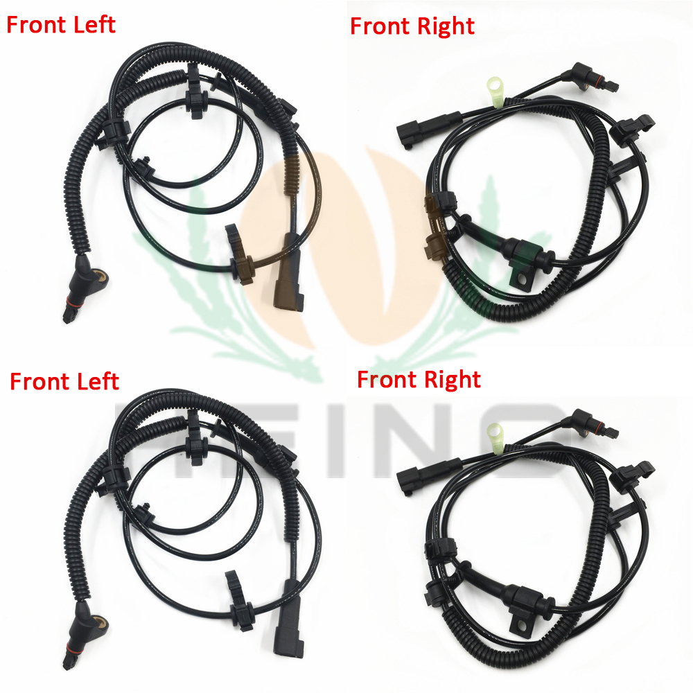 ABS Wheel Speed Sensor Front Right Fits Jeep Liberty 52128694AA 52128694AB