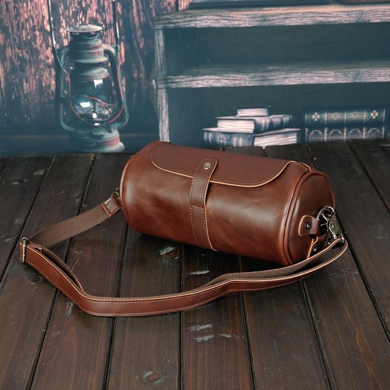 H2f7fbcab758b4e3f8727e5d4d1b59991b Fashion retro personality design cylinder bag