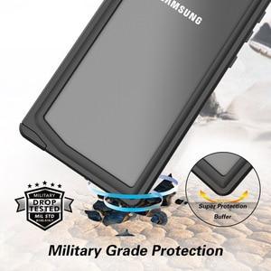 Image 3 - Étui étanche dorigine pour plongée avec tuba pour Samsung Note 10 Plus housse de plongée sous marine pour Samsung Galaxy Note 10 Plus coque