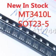 10 шт./лот Высокое качество 100% MT3410L MT3410 SOT23-5 AS11D * SMD синхронный понижающий преобразователь в наличии новый оригинальный