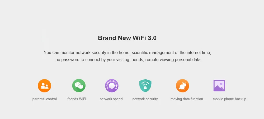 Xiaomi Mijia Mi Wireless Router Pro 5G WiFi System App Control Home Wifi Network Device Wifi Repeater (14)