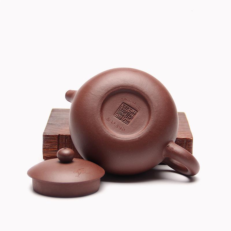 Исин чайник фильтр красивые ручной работы фиолетовая глина индивидуальные подарки Аутентичные Xishi