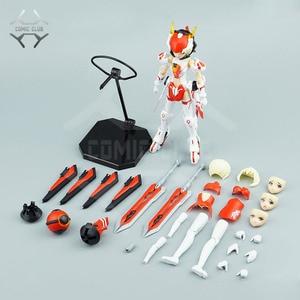 Image 4 - COMIC CLUB IN VOORRAAD Frame Armen Meisje XIAOQIAO Montage speelgoed actie robot Speelgoed Figuur