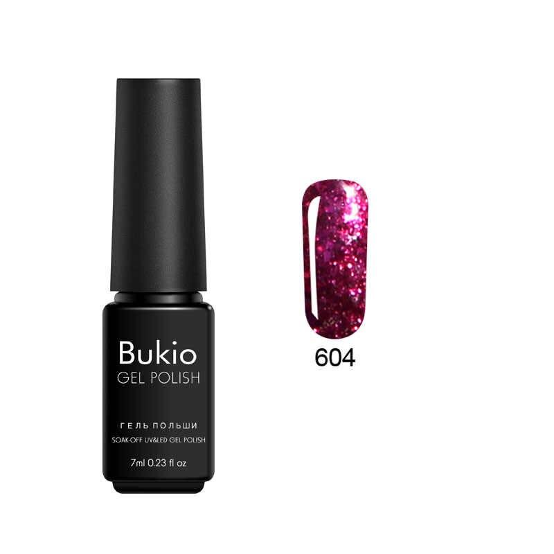 Bukio נייל פריימר 3D יהלומי 7ml סט של ג 'ל לכות חצי קבוע אמיילי Uv Led מנורת הכל עבור מניקור