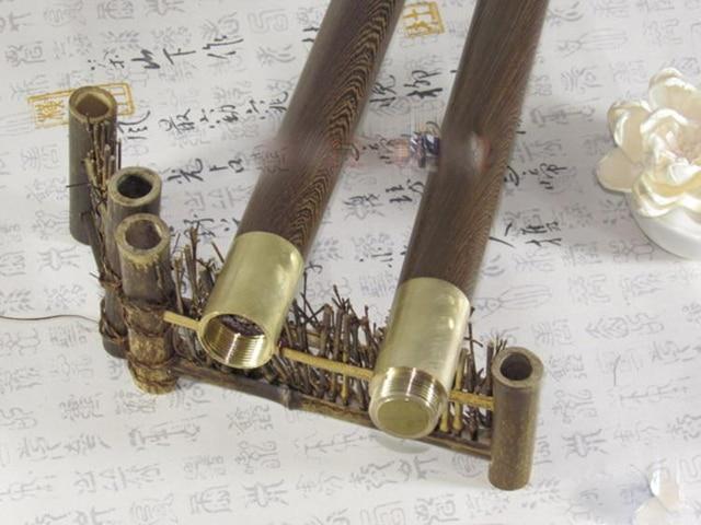 Hardwood Tai Chi Stick Health Stick Folding Martial Arts Stick Long Stick  Self-defense Stick Wushu Sticks Shaolin Sticks 5