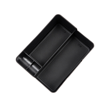 for tesla model 3 accessories car central armrest storage box auto container wallet phone glasses organizer case stowing tidying Car storage box For Tesla Model 3 central control storage storage box armrest box glasses change bill storage locker