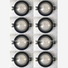 8 шт. диафрагма для RCF ND1411 8ohm диафрагма звуковая катушка Размер 35,5 мм ccar плоский провод