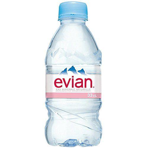 Agua Mineral Natural Evian 33 Cl