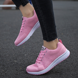 Image 5 - Tenis Feminino woman Tennis Shoes 2019 Hot Sale Sport Shoes Female Stability Athletic Fitness Gym Sock Sneaker Trainers