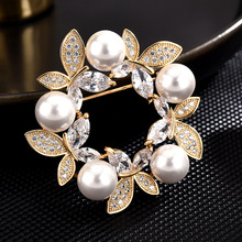 High end Pearl brooch New Fashion Jewelry cc brooch gifts for women dress Accessories enamel pins Brooches for women hijab pins brooches for women hijab pins fashion jewelry cc brooch gifts for women high end wedding brooch dress accessories enamel pins