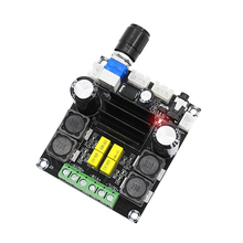 TPA3116D2 High Power Digital Amplifier Board 2.0 Channel 50W*2 TPA3116 Stereo Audio Amplifiers DC12-24V