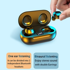 Image 5 - TWS Earbuds Bluetooth buds Wireless Charging Headp hones Mic Sports Earphones Touch For Samsung Galaxy IPhone 12
