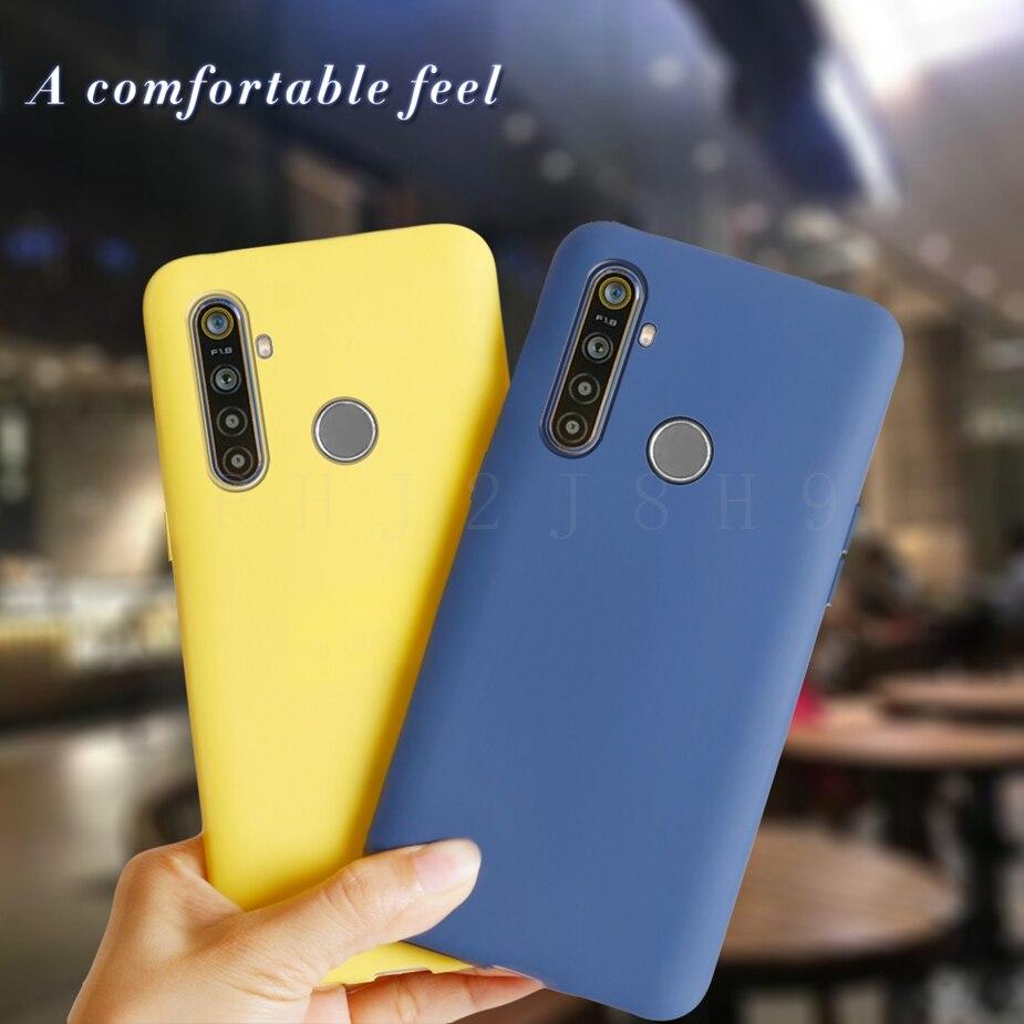Симпатичный чехол для Oppo Realme 5 Чехол Мягкий Силиконовый ТПУ чехол для Realme 5 5i 5 Pro Чехол чехол для Oppo Realme 5 Pro 5i корпус