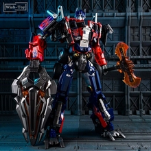 WJ Transformation Roboter Film Op Kommandant G1 MPP10 M01 MP10 Oversize MPM04 MPM 04 Meisterwerk Legierung Diecast Action Figur Spielzeug