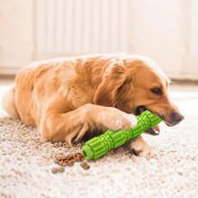 Pet Dog Chew Toys Aggressive Chewer Training Tooth Cleaning Molar Toy L0807
