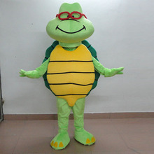 Sell high quality turtle mascot costume design