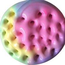100ml mieszanie Fluffy Floam Slime piękne miękkie śmieszne dzieci zabawki pachnące Stress Relief dzieci szlam zabawki Juguetes speelgoed
