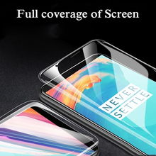 Front Film for Oneplus 7 pro phone Hydrogel For OnePLus6 6T 7Pro 5 5T Screen Protector OnePLus 6t 7Soft Full Cover