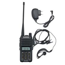 рация-Baofeng BF-A58S Tri-Band Walkie-Talkie 8W LCD display SOS-alarm Two Way Radio VHF 136-174MHz, 220-260MHz,UHF 400-480MHz