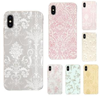 Laura Ashley Josette For Apple iPhone 4 4S 5 5C 5S SE 6 6S 7 8 11 Plus Pro X XS Max XR TPU Mobile Phone Cases image