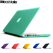 цена на SIBAINA Crystal Matte Transparent case For Apple macbook Air Pro Retina 11 12 13 15 laptop bag for macbook Air 13 cover shell