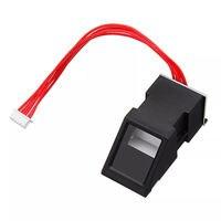 Fpm10a 지문 인식 센서 모듈 arduino 잠금 장치 용 광학 지문 직렬 통신 인터페이스 지문 모듈|C타입 어댑터|   -
