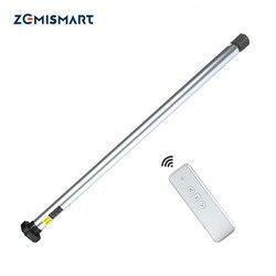 Store enrouleur moteur USB rechargeable pour 17mm 25mm Tube motorisé électrique store enrouleur intégré batterie commande Broadlink