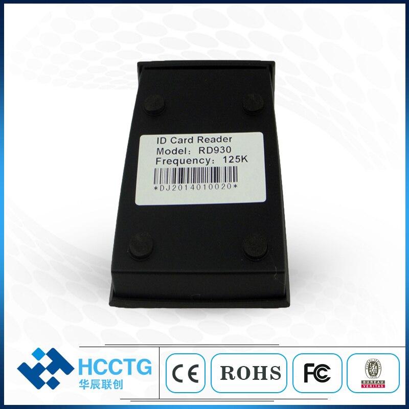 Leitor de Cartão sem Contato com o Inglês Hcc Rd930 Usb 125k Sdk Em4100 —