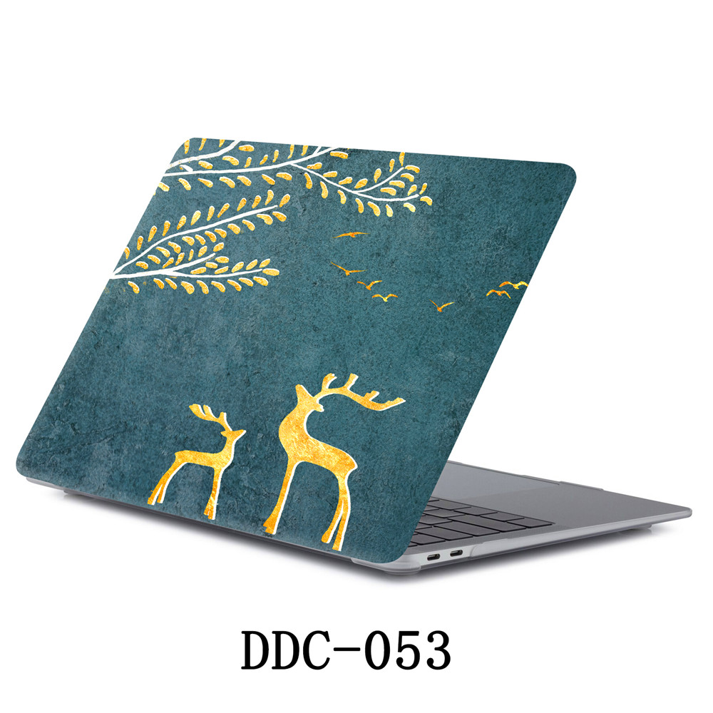 Matte Texture Printing frosted Case for MacBook 29