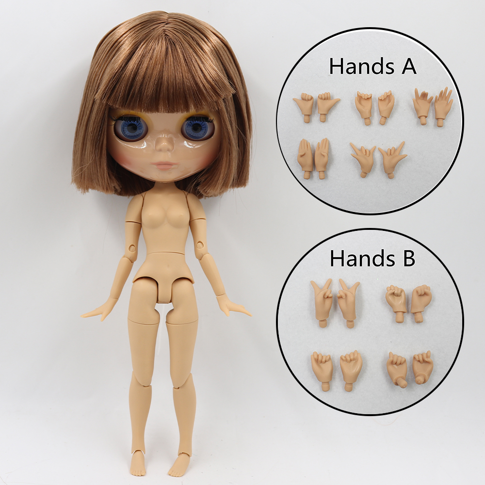 ICY DBS blyth doll bjd toy joint body 1/6 30cm girls gift special offers doll on sale 25