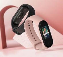 Original Xiaomi Mi Band 4 Smart Bluetooth 5.0 Wristband Fitness Bracelet AMOLED Color Touch Screen Music AI Heart Rate все цены
