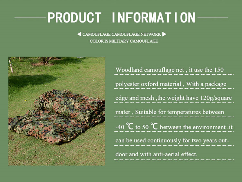 10m Beach Selter Tarp Tent Military Camouflage Nets Black Netting Camping Tent Outdoor Hunting Camo Amry Sun Shelter Car Awning - 5