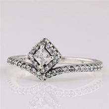 Joyería Fina Real plata de Ley 925 anillos de la corona del partido plata joyería de lujo sortijas de plata 925