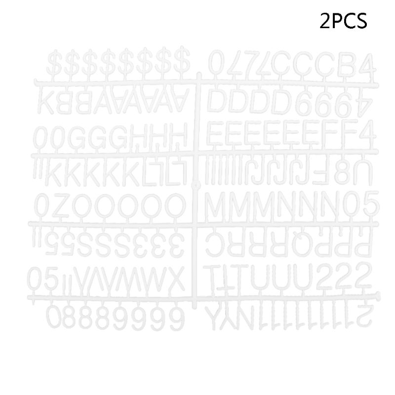 312 Characters For Felt Letter Board Piece Numbers For Changeable Letter Board AXYF