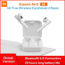 Xiaomi Air2 SE Globale Version TWS Mi Wahre Wireless Bluetooth Kopfhörer 2 Grundlegende Air 2 SE Ohrhörer 20H Batterie touch Control