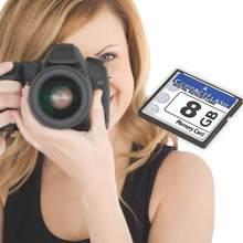 Yüksek hızlı CF hafıza kartı 2/4/8/16/32 GB 5mb/sn kompakt flaş CF kartı dijital kamera bilgisayar Laptop reklam makinesi