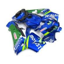Fairings Body kit Fit For Honda CBR600 RR 2006 2005 CBR600RR 05 06 Fairing kit 100% fitment Blue/GREEN/ BLACK