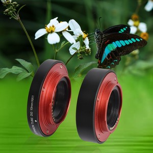 Image 5 - Auto Focus Macro Extension Tube Adapter Ring Set 10mm+16mm for Samsung NX Mount Camera Photography Accessory