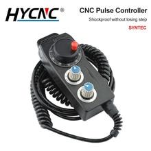 Electronic Handwheel Milling-Machine Pulse-Generator Manual CNC Syntec-System
