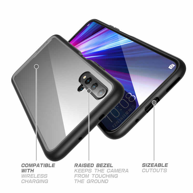 Per Huawei Honor Caso di 20 SUPCASE UB Stile Anti-bussare Premium Custodia Protettiva Hybrid TPU + PC Della Copertura Posteriore Per huawei Nova 5T Caso