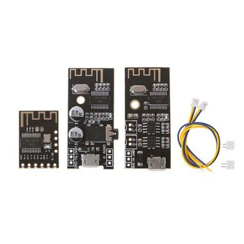 MH-MX8 Wireless Bluetooth MP3 Audio Receiver Module Lossless Decoder Kit M18/M28/M38 HiFi Component Board 4.2 Stereo Q6PA image