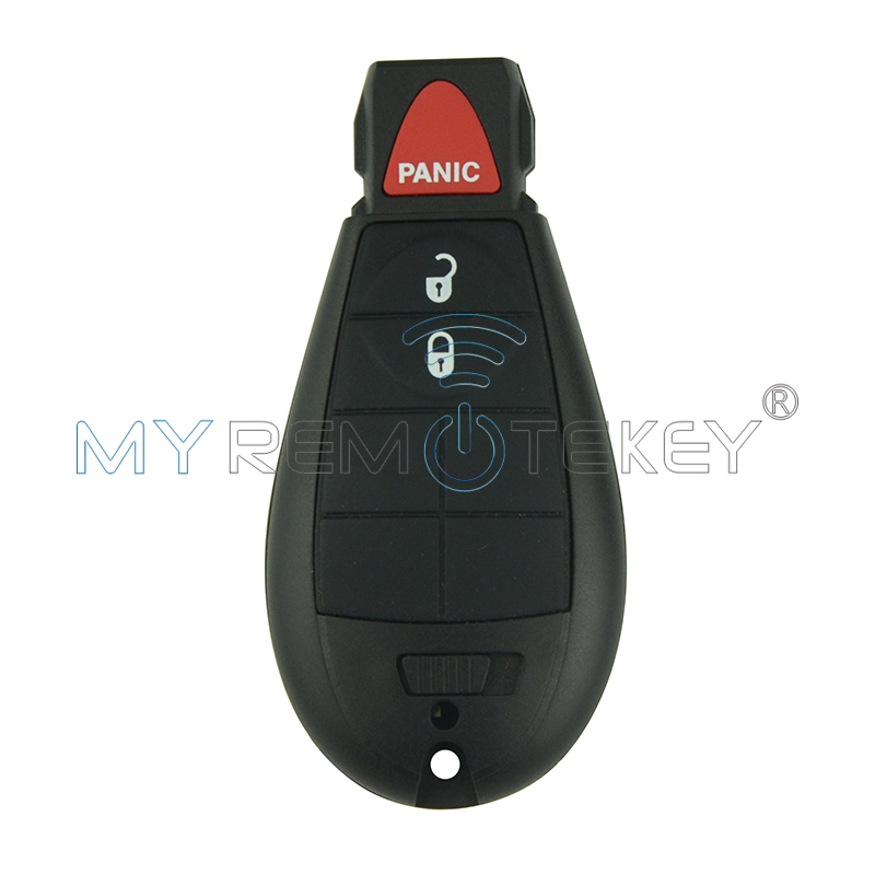 0 IYZ C01C Smart remote key fobik for Dodge Dakota Challenger charger Durango Grand Caravan Journey 3 button 434mhz remtekey in Car Key from Automobiles Motorcycles