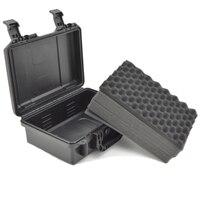 Toolbox Anti Auswirkungen Dichtung Wasserdichte Ausrüstung Kamera Sicherheit Instrument Kit mit Pre Cut Schaum-in Lötstationen aus Werkzeug bei