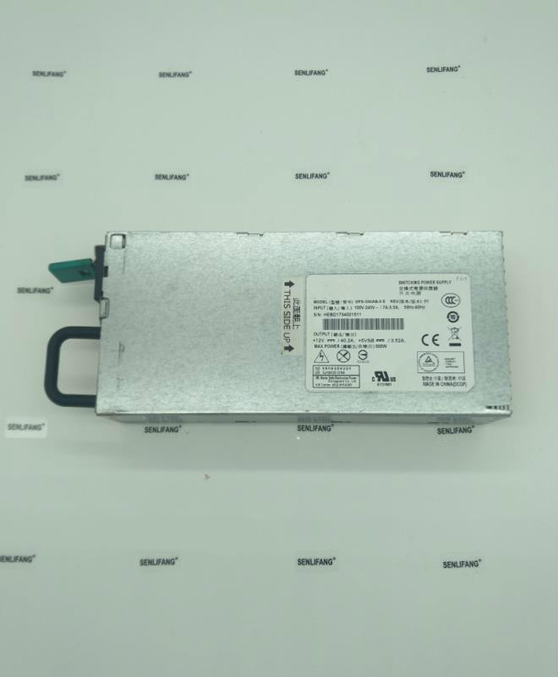 For Delta Electronics DPS-500AB-9 A Server - Power Supply 500W Free Shipping